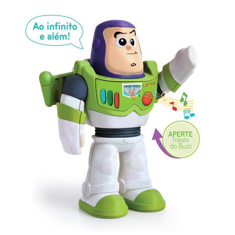 Boneco Meu Amigo Buzz Lightyear 1042 Elka