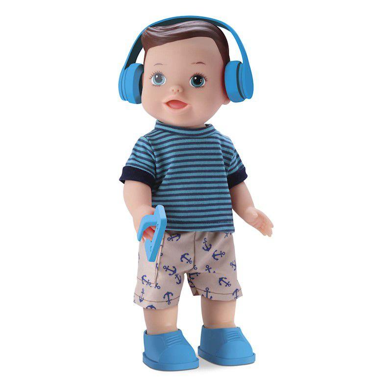 Boneco My Little Collection Boy 8051 Divertoys