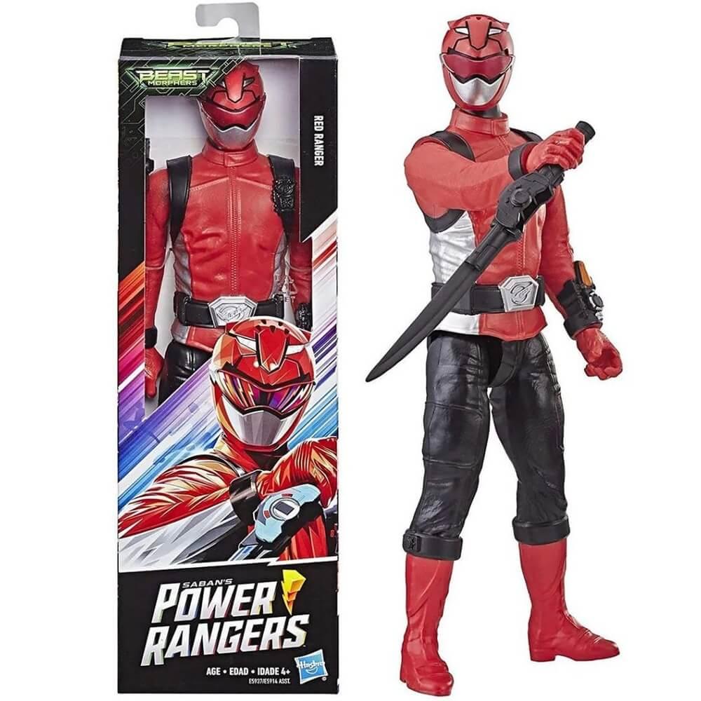 Boneco Power Rangers 30 Centimetros E5914 Hasbro