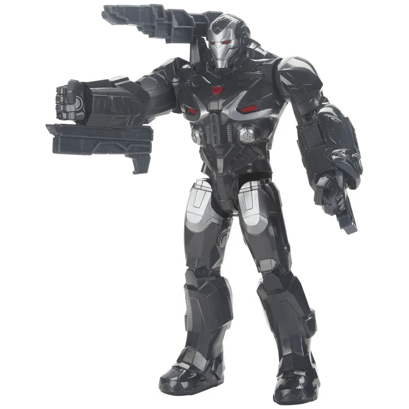 Boneco War Machine 30 cm Deluxe Titan Hero E4017 Hasbro