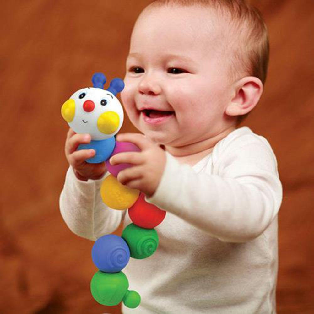 Brinquedo Atividade Popbo Blocs Centopeia de Contas K?s Kids