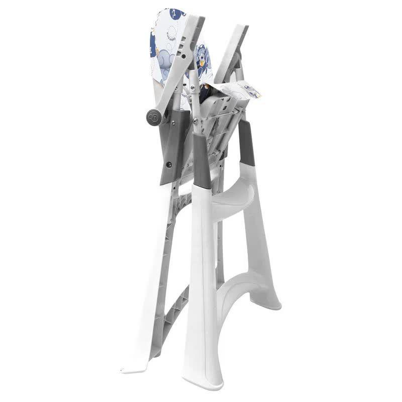 Cadeira De Alimentação Alta Premium Aviador Galzerano
