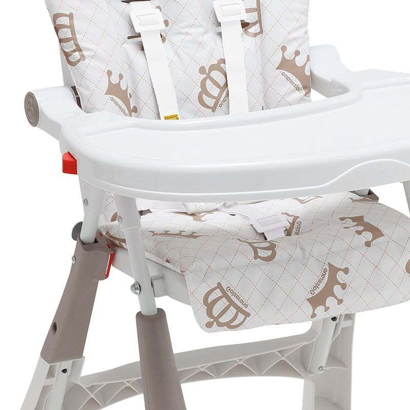 Cadeira De Alimentação Alta Premium Real Galzerano