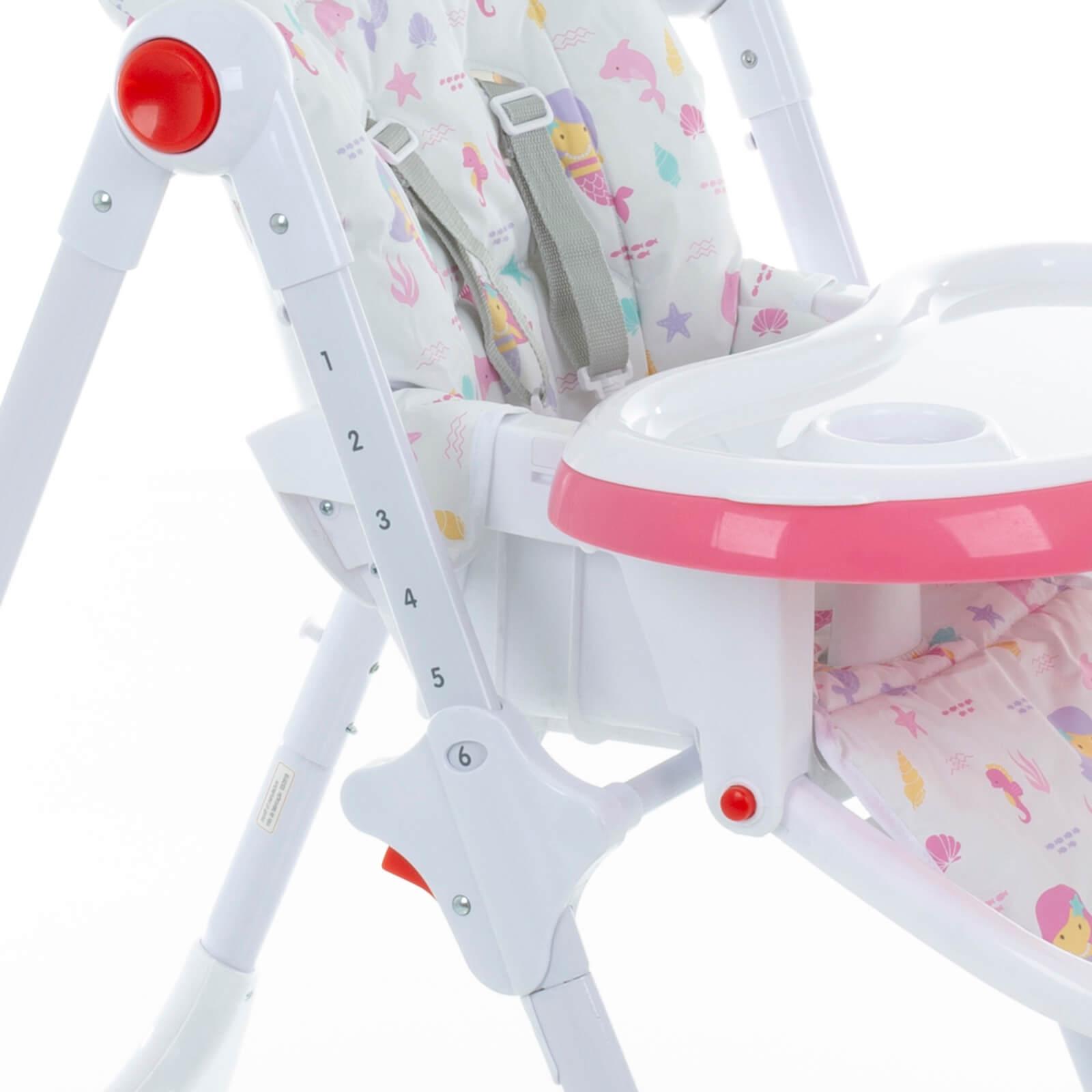 Cadeira De Alimentação Appetito Sereia Infanti
