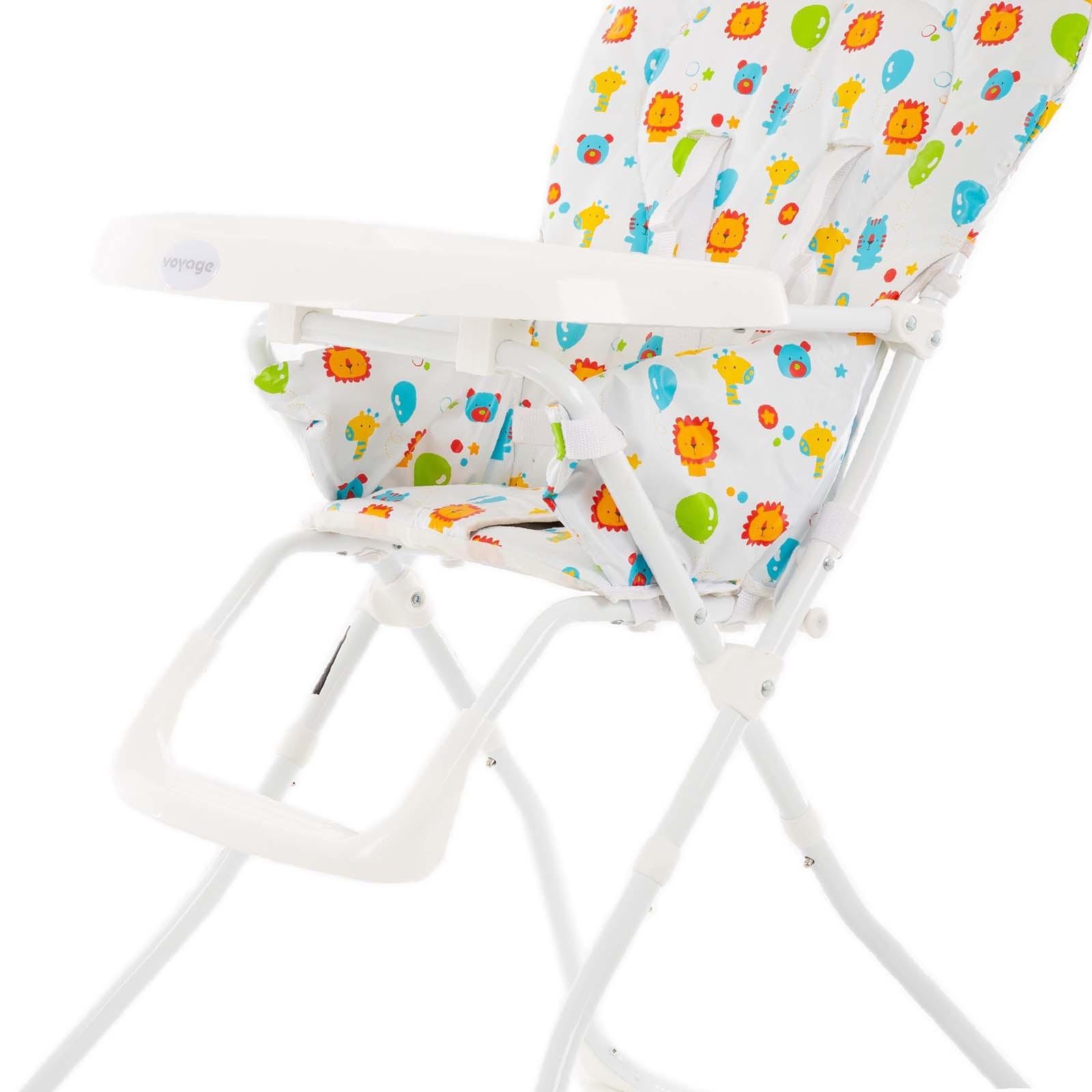 Cadeira De Alimentação Kitut Branco Zoo Voyage
