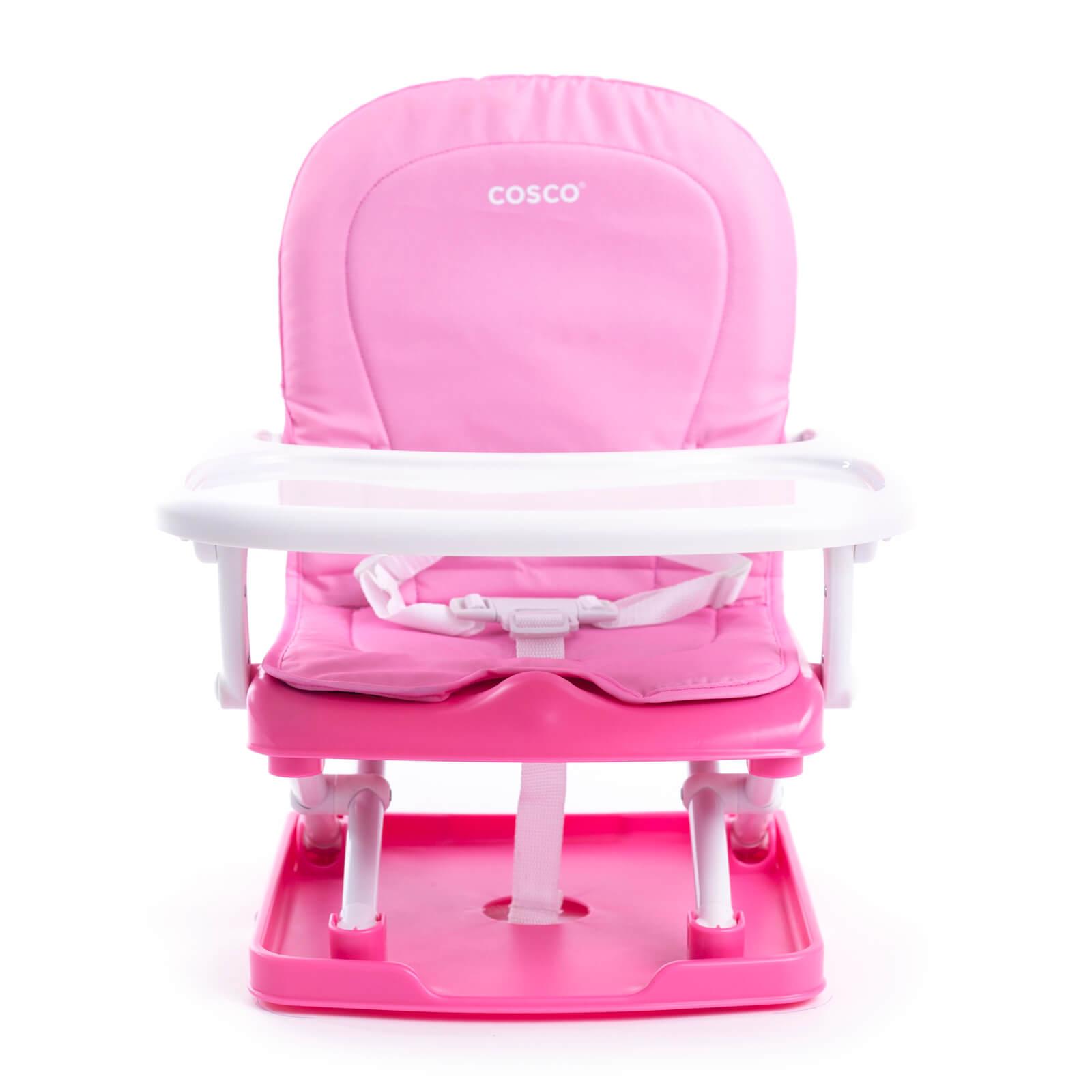 Cadeira De Alimentação Pop Rosa Cosco