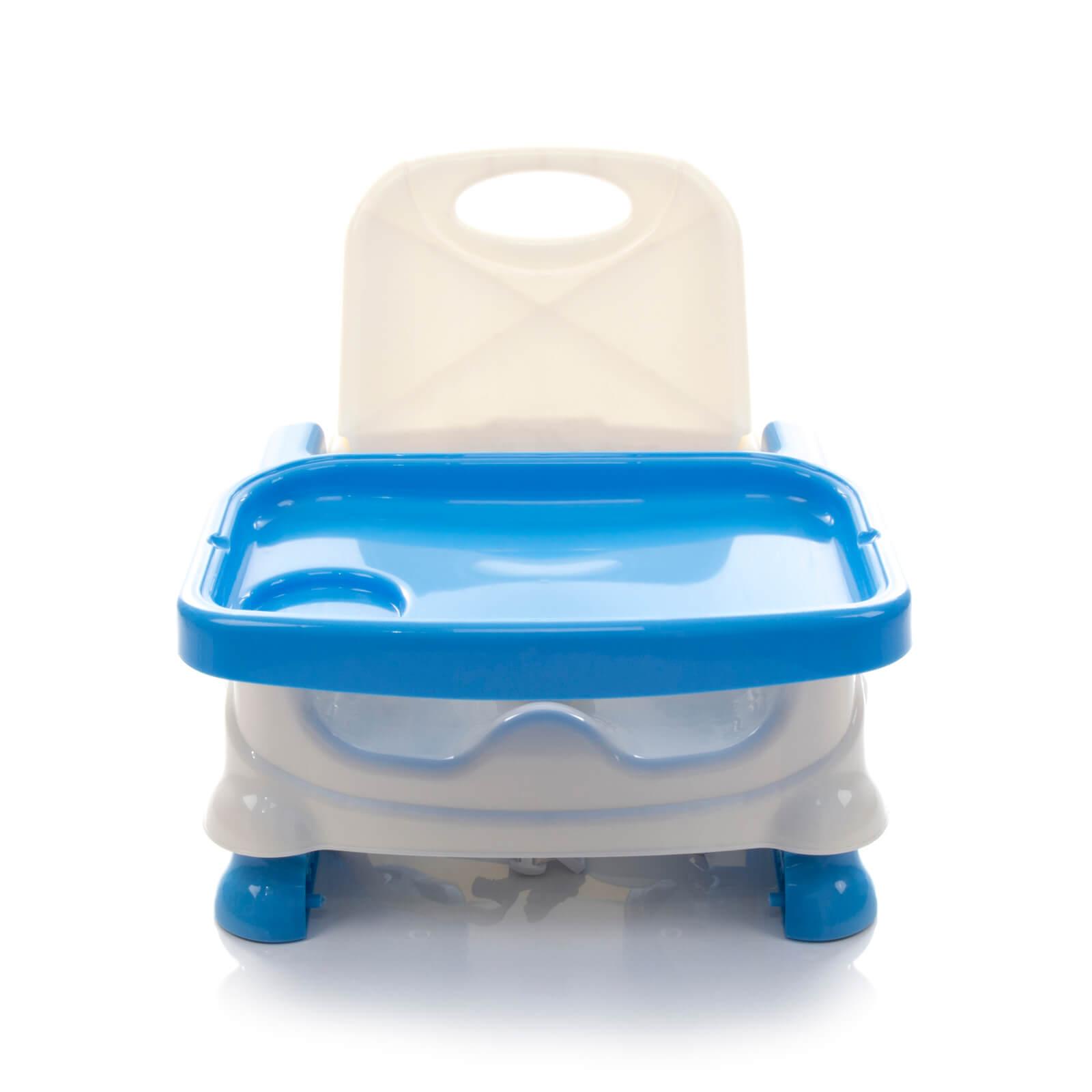 Cadeira De Alimentação Portátil Fun Azul Voyage.