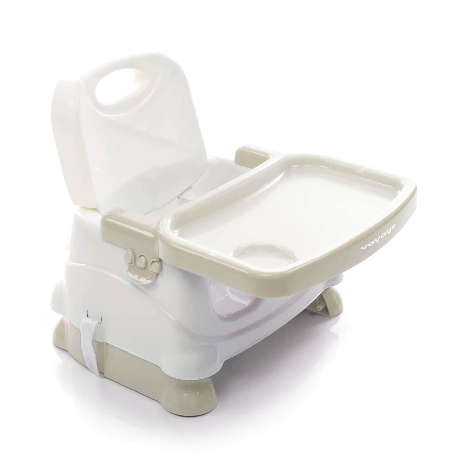 Cadeira De Alimentação Portátil Fun Bege Voyage