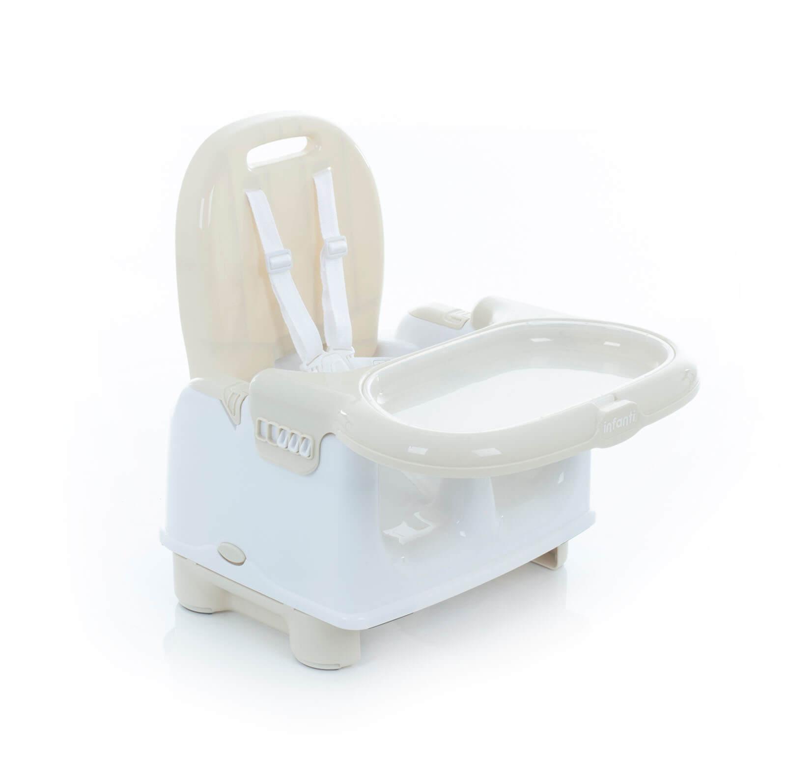 Cadeira de Alimentação Portátil Mila Bege Infanti