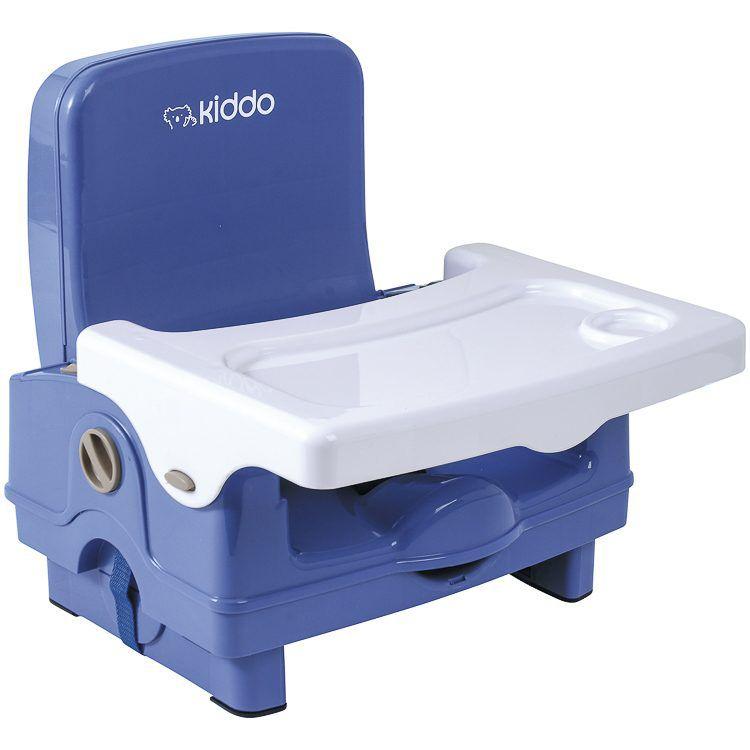 Cadeira De Alimentação  Portátil Sweet Azul Kiddo