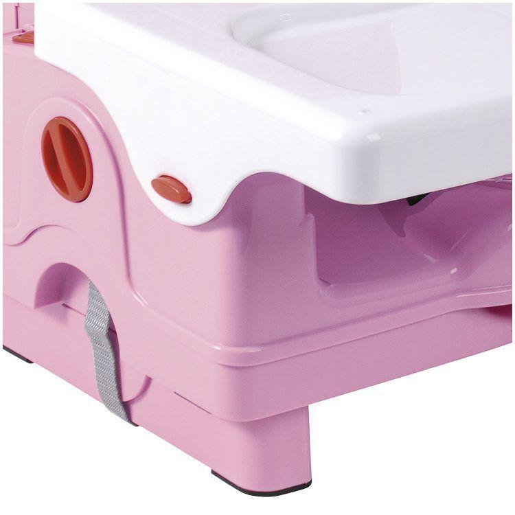 Cadeira de Alimentação Portátil Sweet Rosa Kiddo