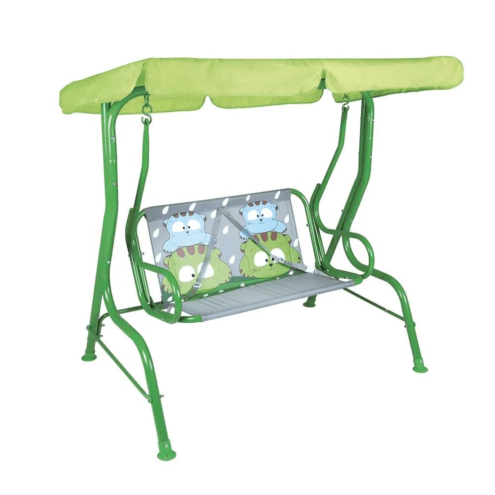 Cadeira De Balanço Gatoons 2073 Mor