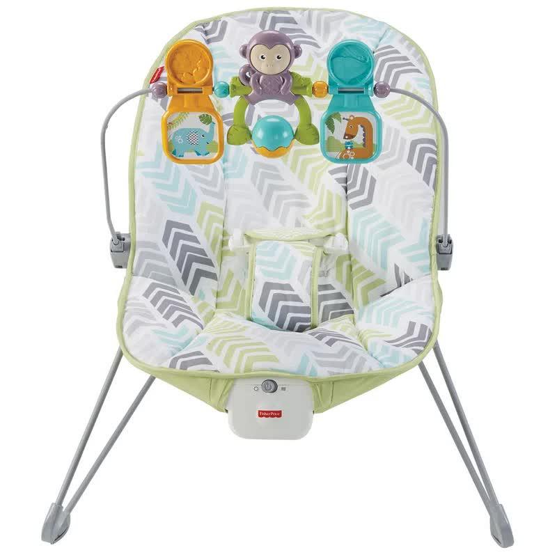 Cadeira De Balanço Sons Para Relaxar DTG94 Fisher Price