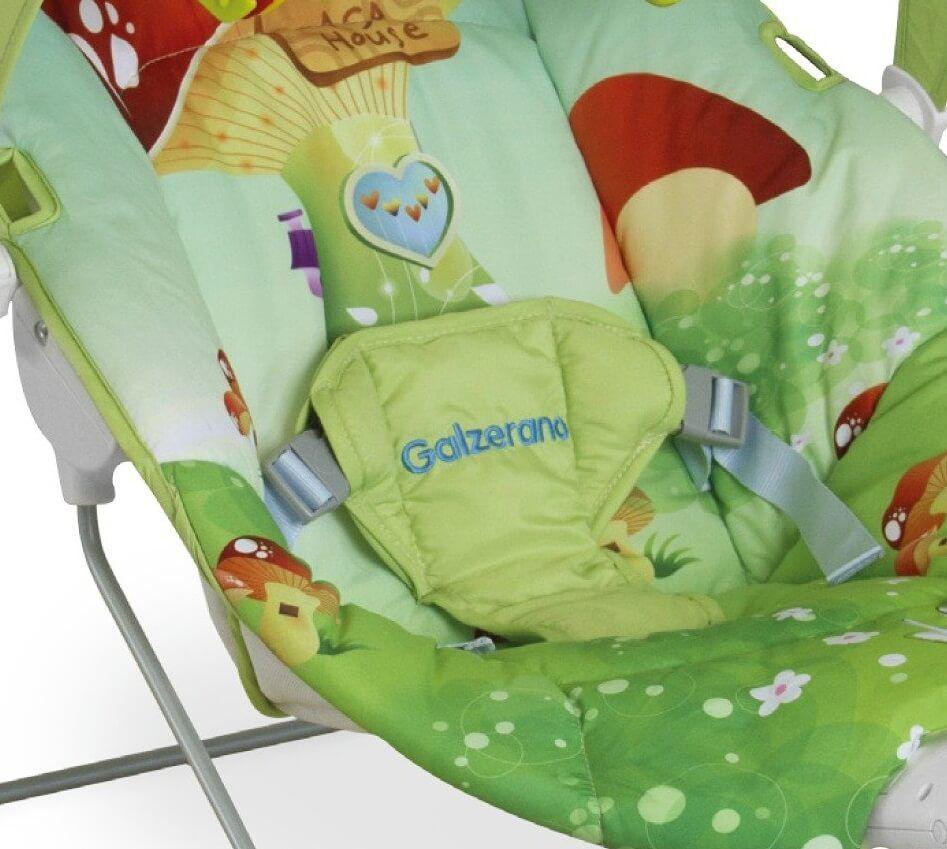 Cadeira De Descanso Garden 5080GR Galzerano