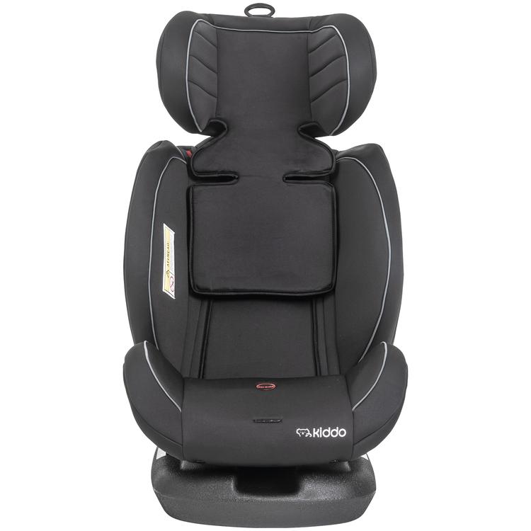 Cadeira Para Auto Mooz  Até 36 Kg Preto Kiddo