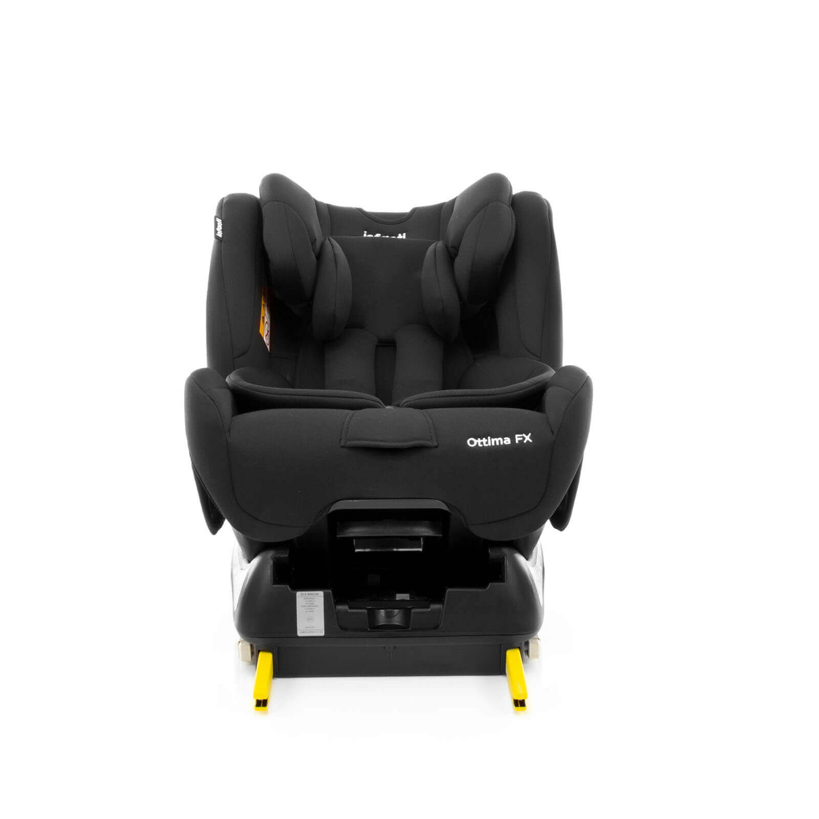 Cadeira Para Auto Ottima Fx Reclinável Até 36 Kg Black Infanti