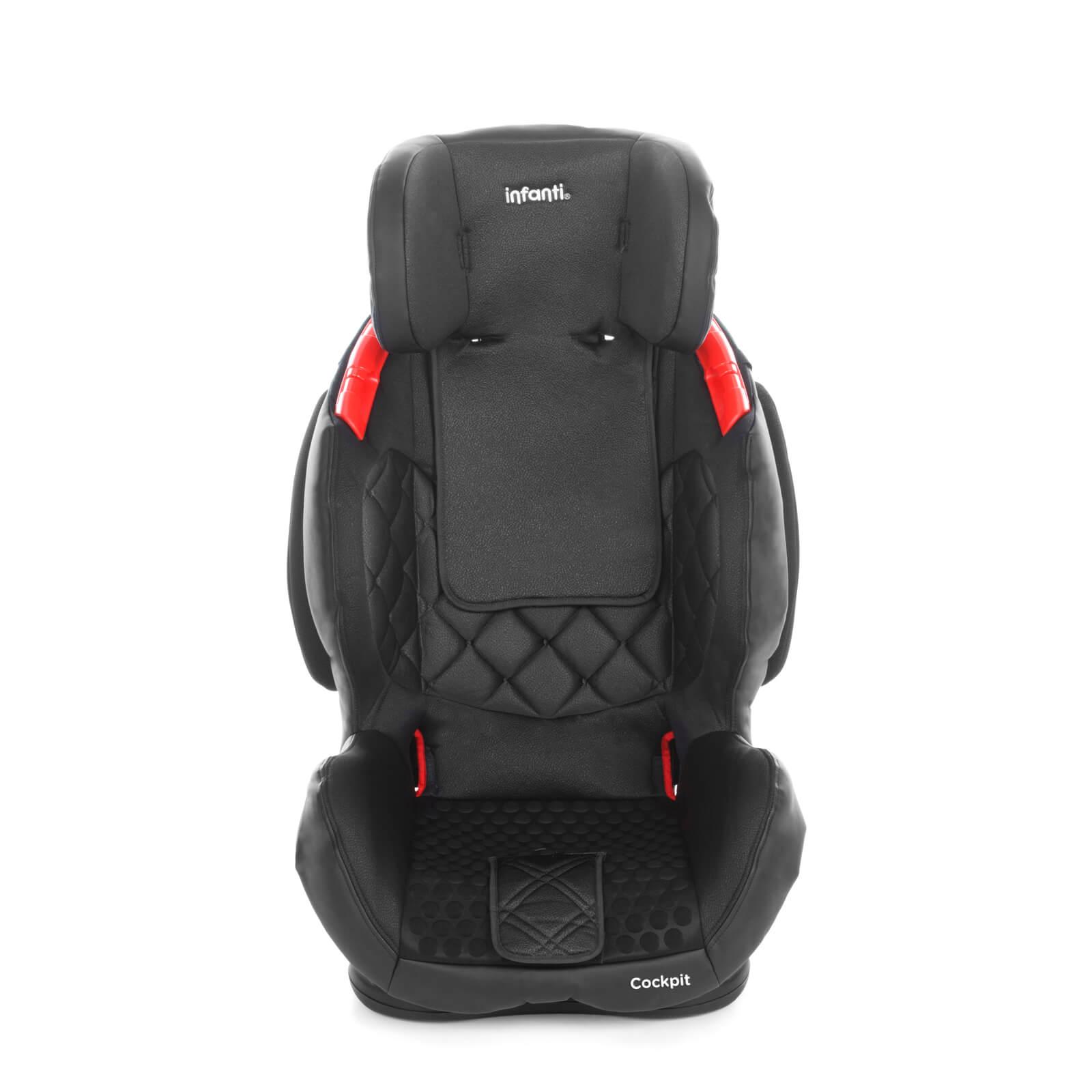 Cadeira Para Auto Reclinável Cockpit De 9 A 36 Kg  Carbon Infanti