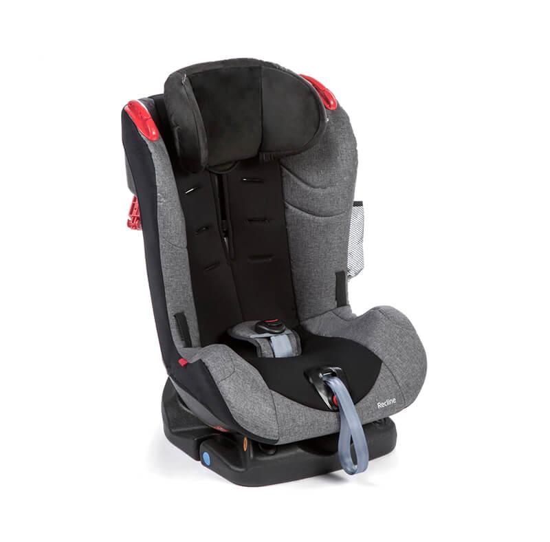 Cadeira Para Auto Recline Até 25 Kg Grey Denim Safety