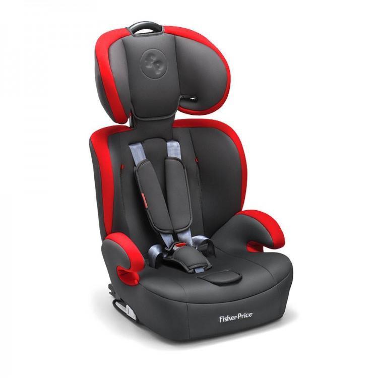 Cadeira Para Auto Safemax Fix 9 A 36 Kg Fisher Price Multilaser