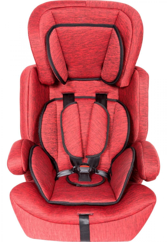 Cadeira Para Auto Vermelho Mesclado De 9 A 36 Kg  Styll Baby