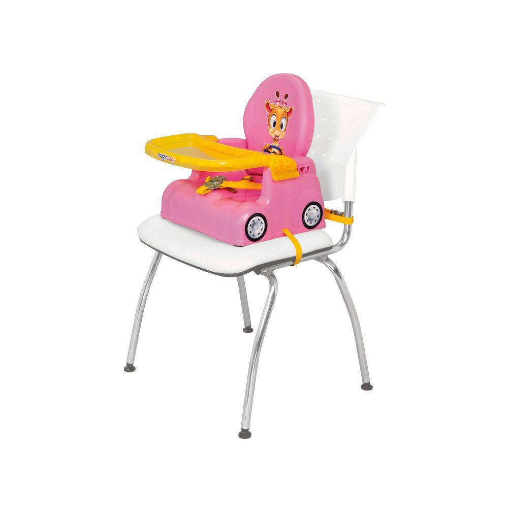 Cadeira Para Papinha Girafa 4777 Magic Toys