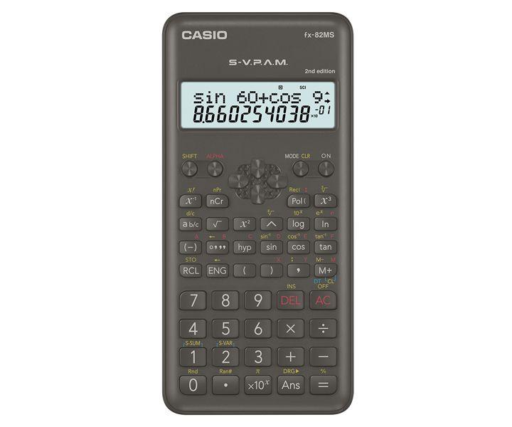 Calculadora Cientifica 240 Funções FX-82MS-2 Casio