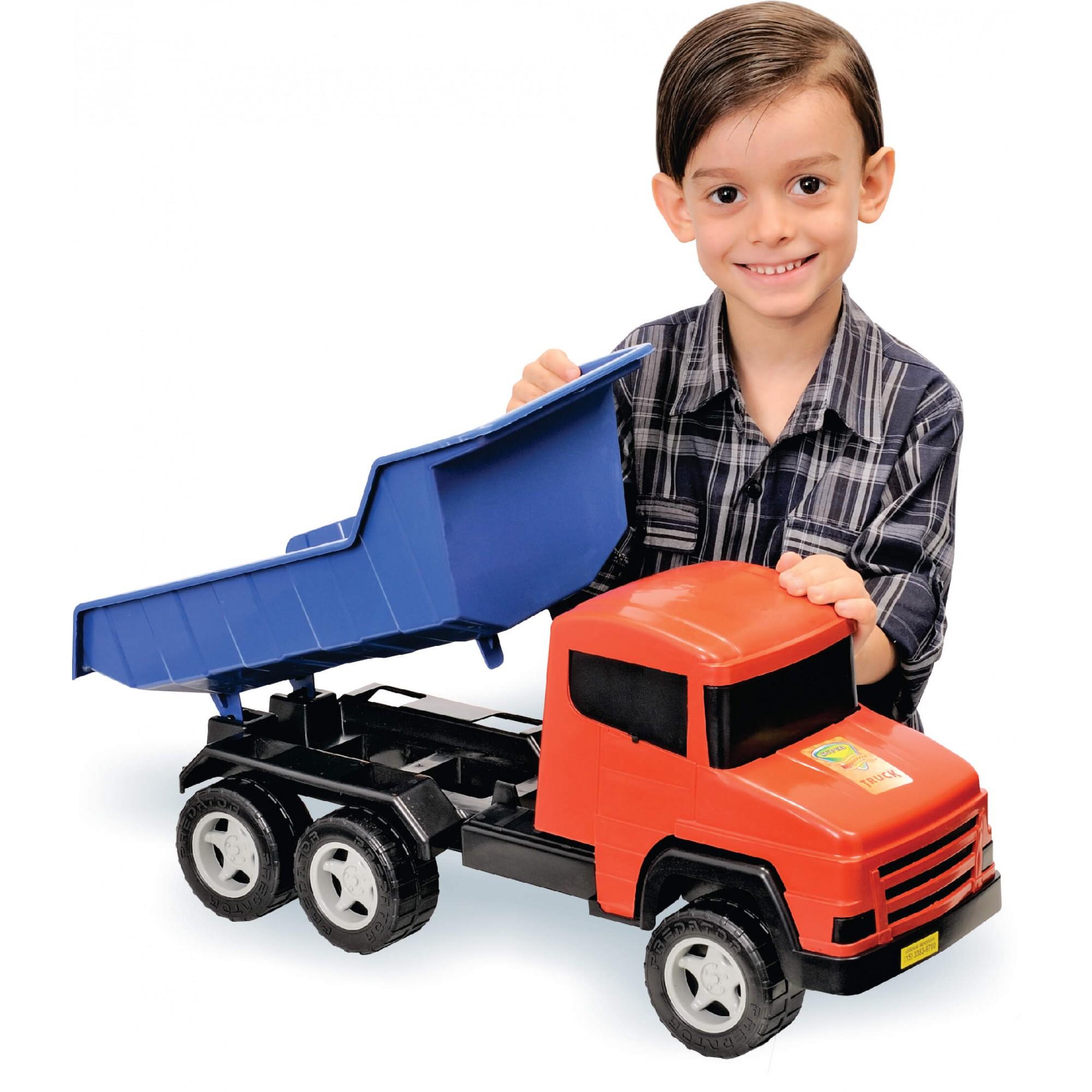 Caminhão Super Truck Caçamba 790 Adijomar