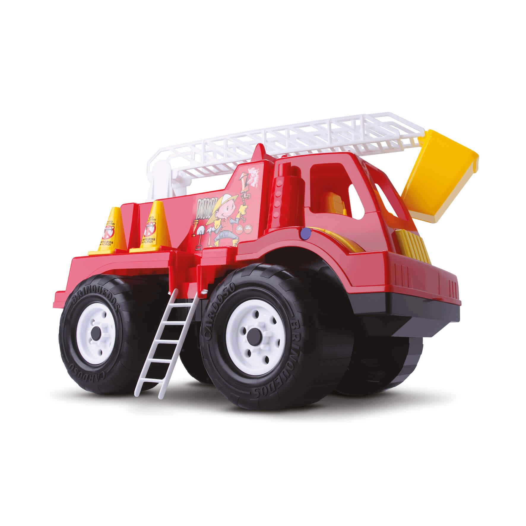 Caminhão Tandy Bombeiro 1049 Cardoso