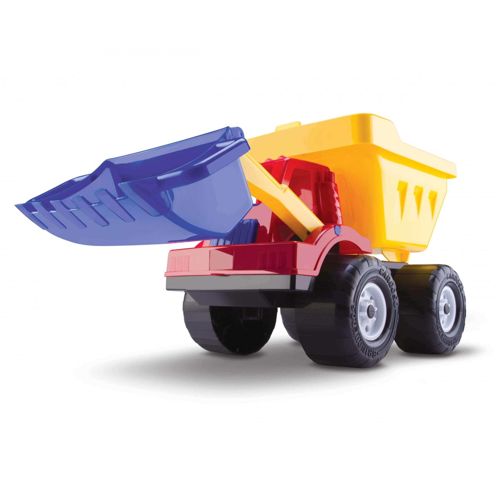 Caminhão Tandy Tractor 1017 Cardoso