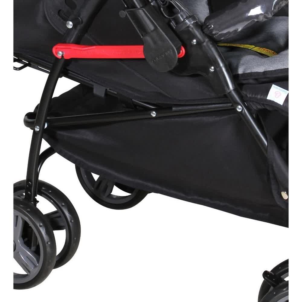 Carrinho De Bebê Berço E Passeio Maranello II Galzerano