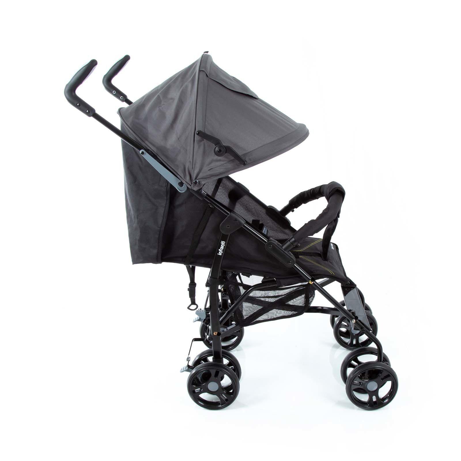 Carrinho De Bebê Umbrella Spin Neo Cinza Infanti