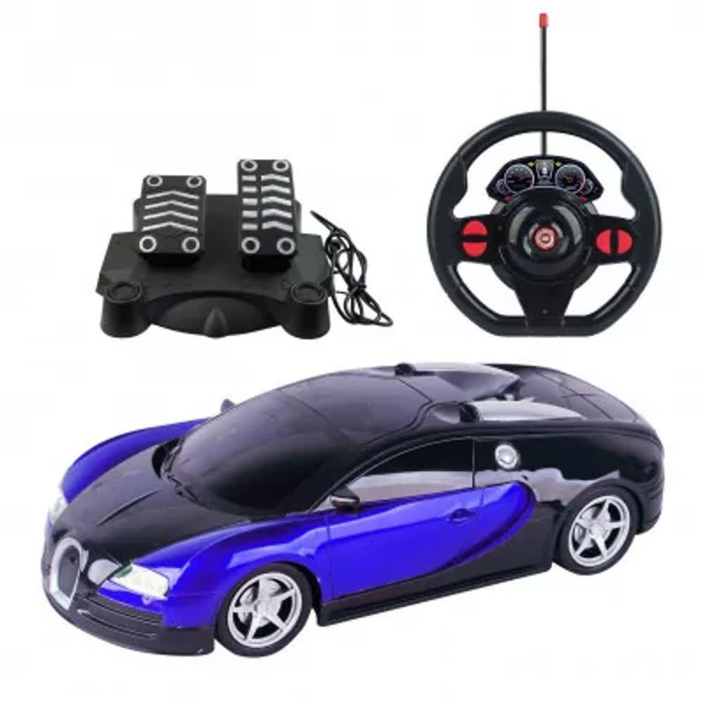 Carrinho De Controle Racing Control Midnight BR1146 Multilaser