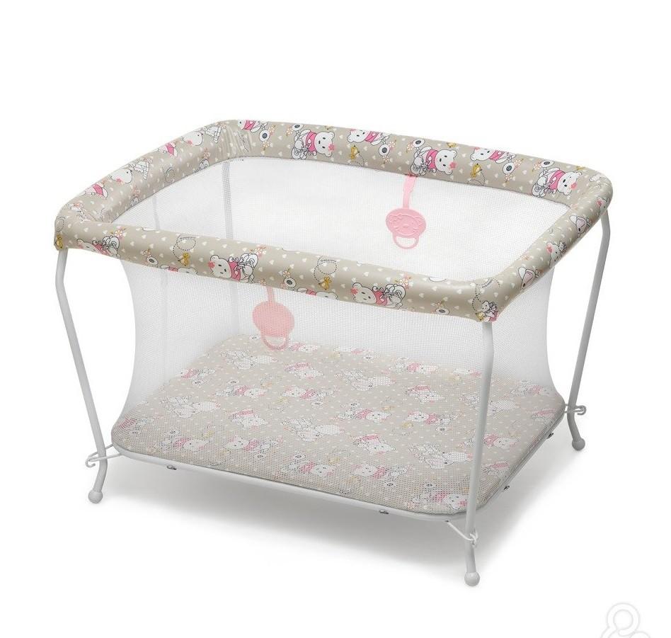 Cercado Para Bebê Ursinha 3005UR Galzerano
