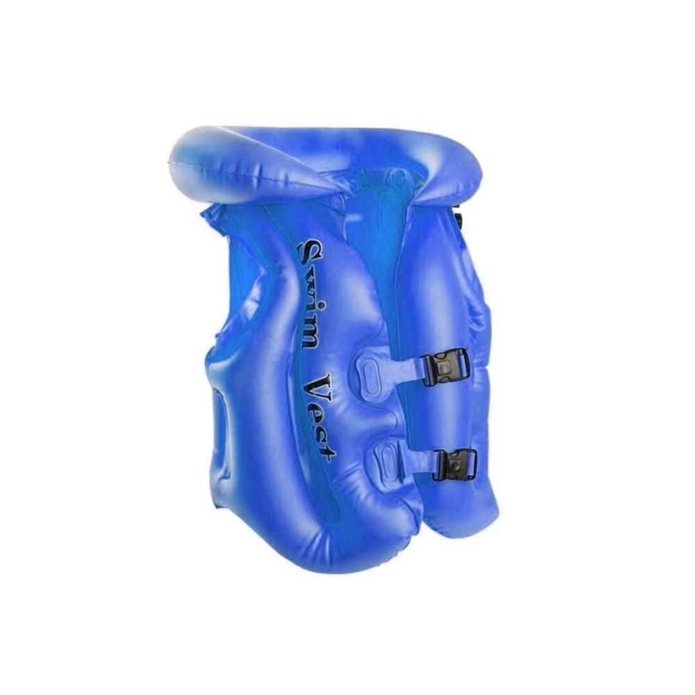 Colete Inflável Infantil Dms5691 Dm Toys