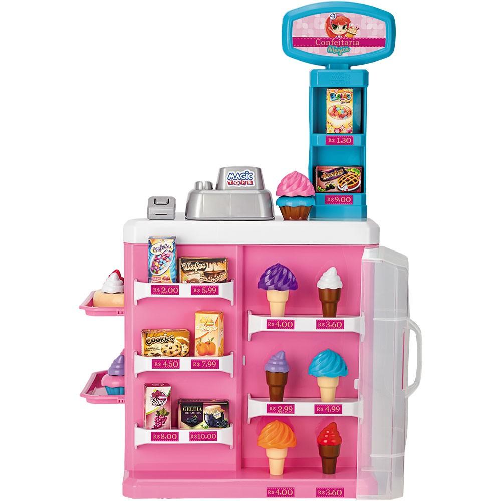 Confeitaria Mágica 8047 Magic Toys