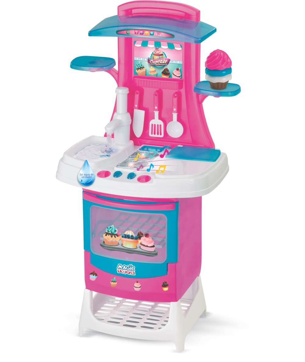 Cozinha Cupcake 8026 Magic Toys
