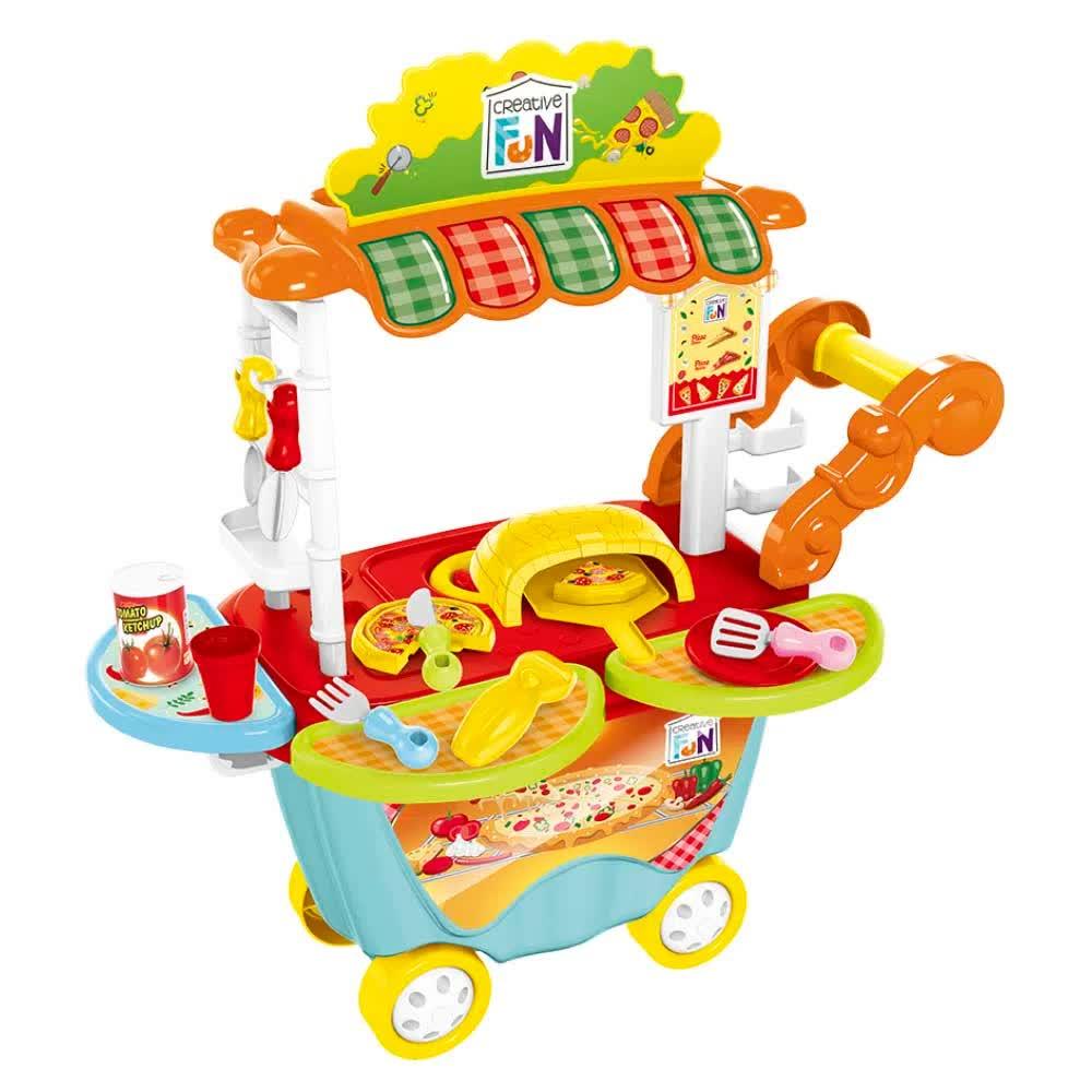 Creative Fun Food Truck Pizzaria BR1106 Multilaser