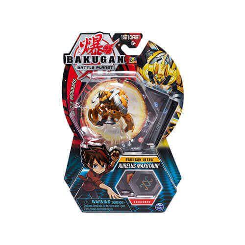 Esfera Bakugan Deluxe 2071 Sunny