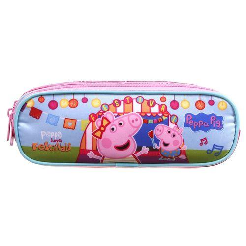 Estojo Soft 3 Divisorias Peppa Pig 37469 Dermiwil