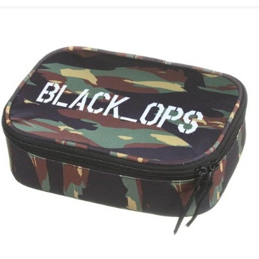 Estojo Soft Luxo Black Ops 11633 Dmw