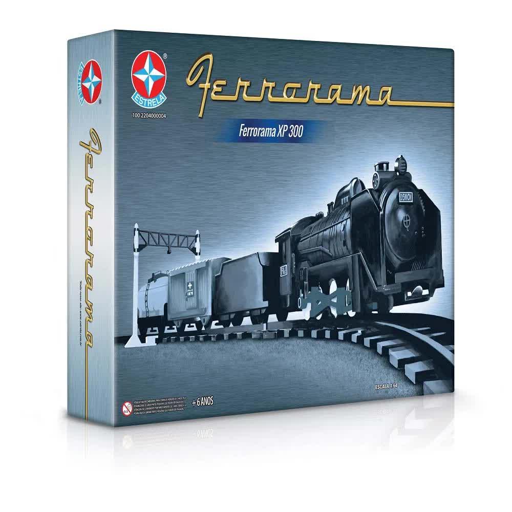 Ferrorama Xp 300  Estrela