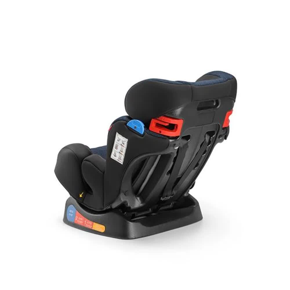 Fisher Price Cadeira Para Auto Hug Até 25 Kg Azul BB578 Multilaser