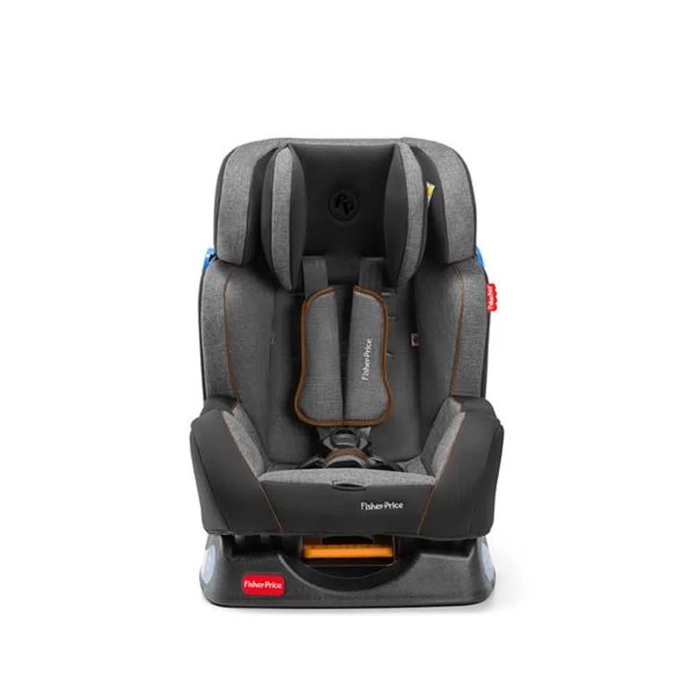 Fisher Price Cadeira Para Auto Hug Até 25 Kg Cinza BB577 Multilaser