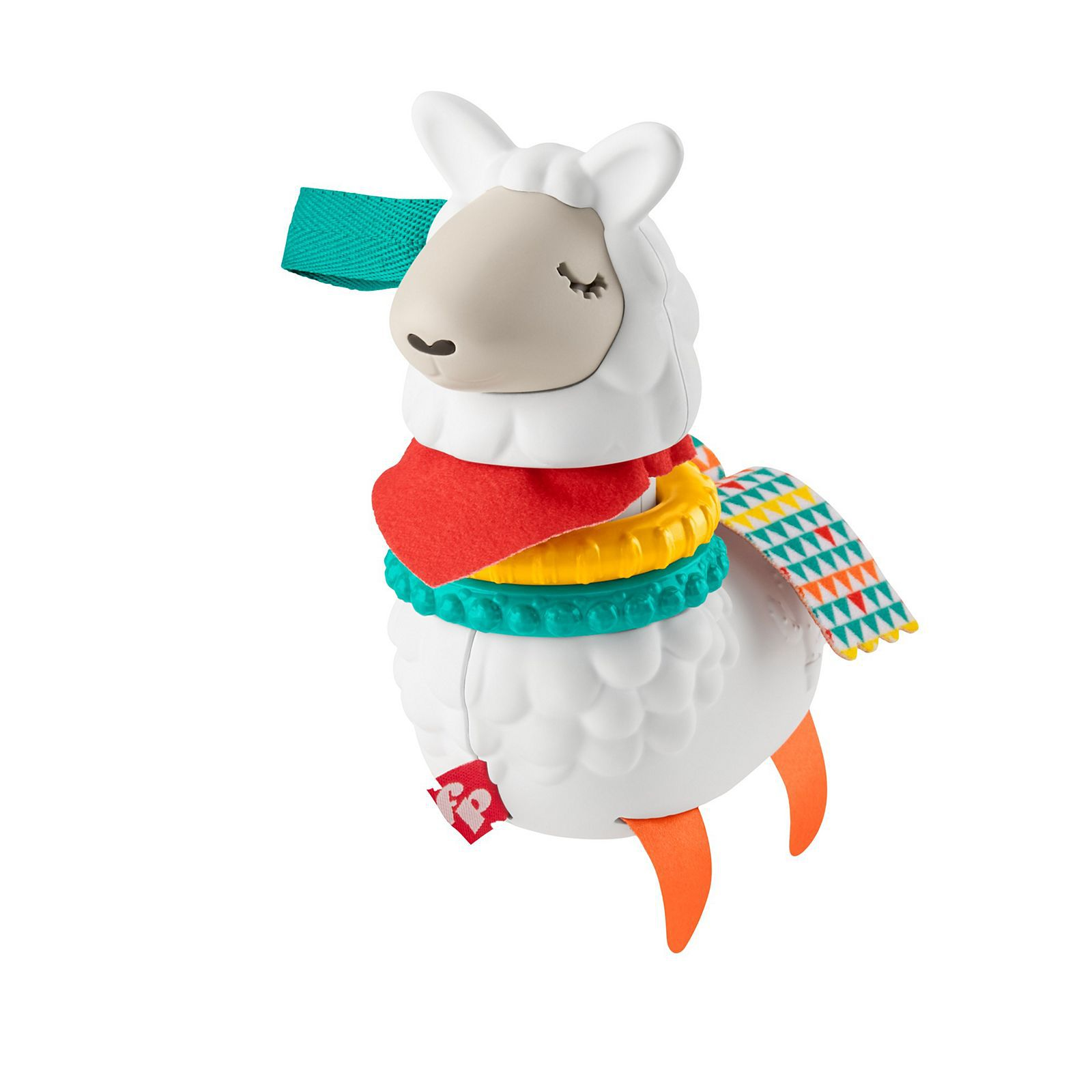 Fisher Price Chocalho Lhama Divertida  FXC20 Mattel