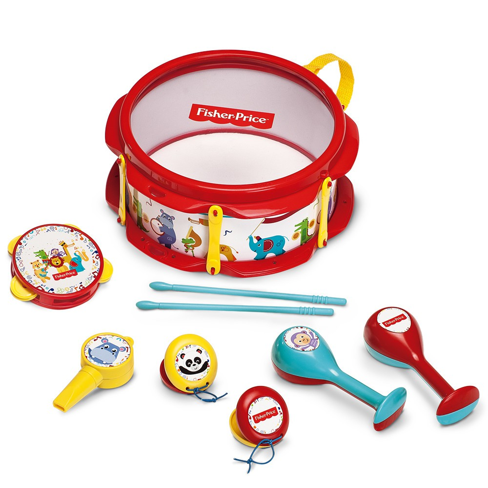 Fisher Price Kit Bandinha F00009 Fun