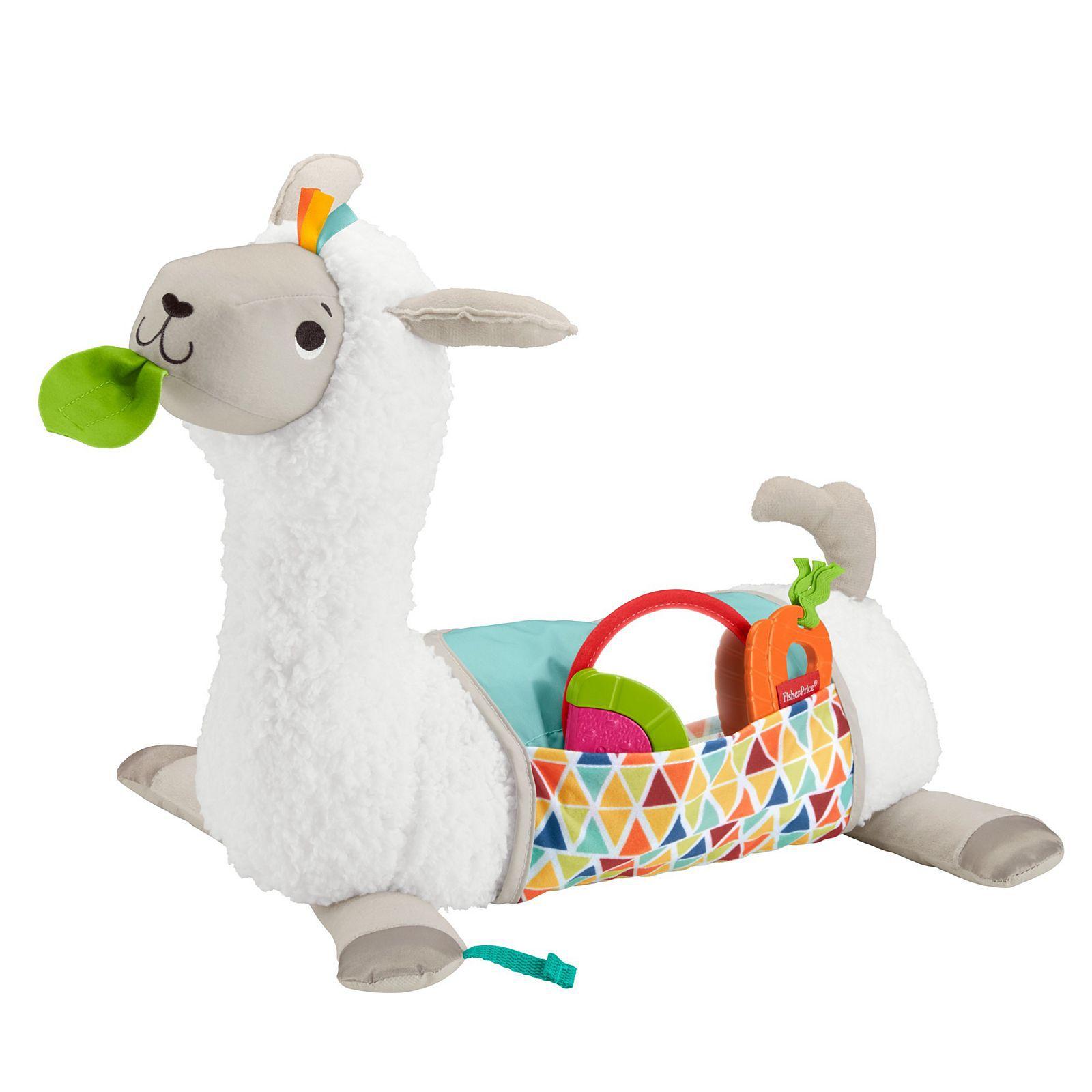 Fisher Price Lhama Amigavel GHJ03 Mattel