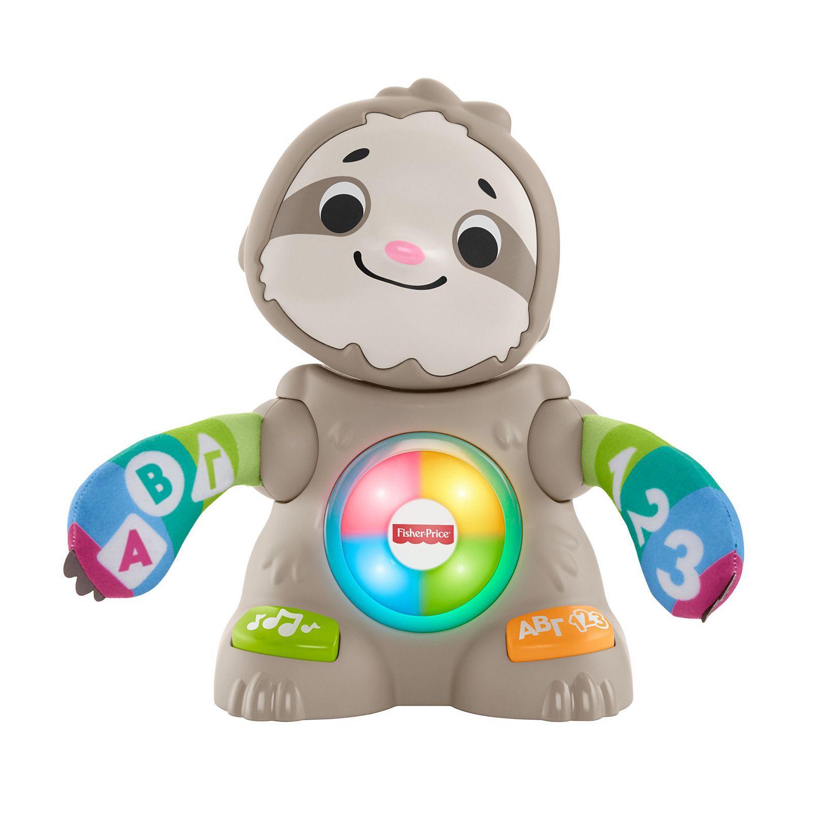 Fisher Price Linkimals Bicho Preguica GHY98 Mattel