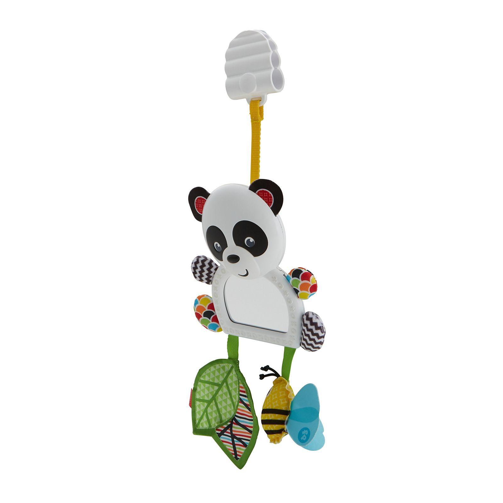 Fisher Price Passeio Com Panda FGH91 Mattel