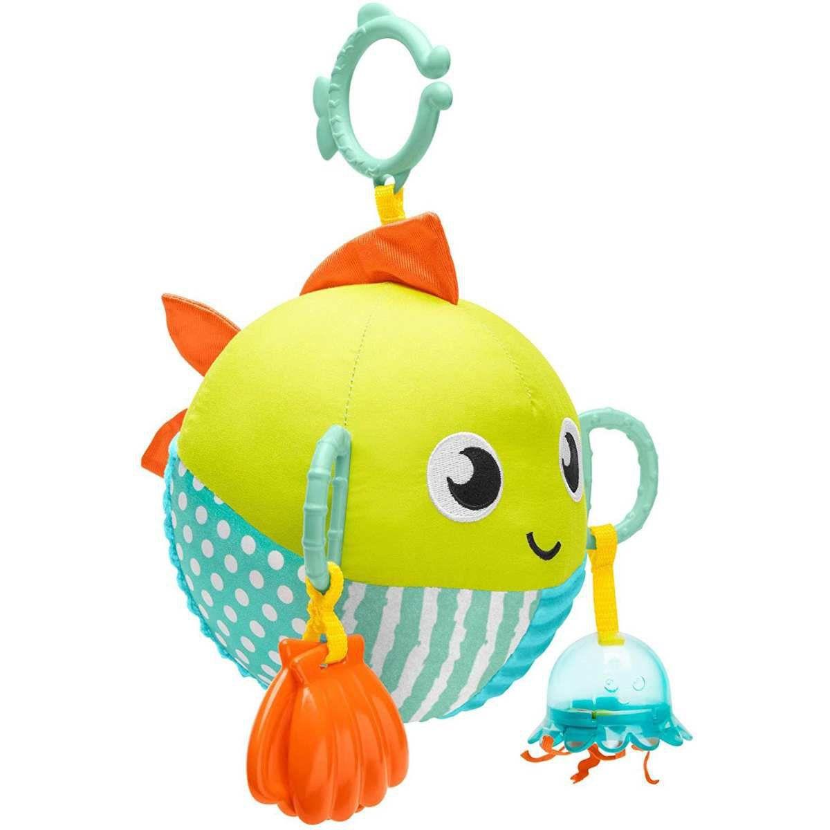 Fisher Price Peixe De Atividades Mattel
