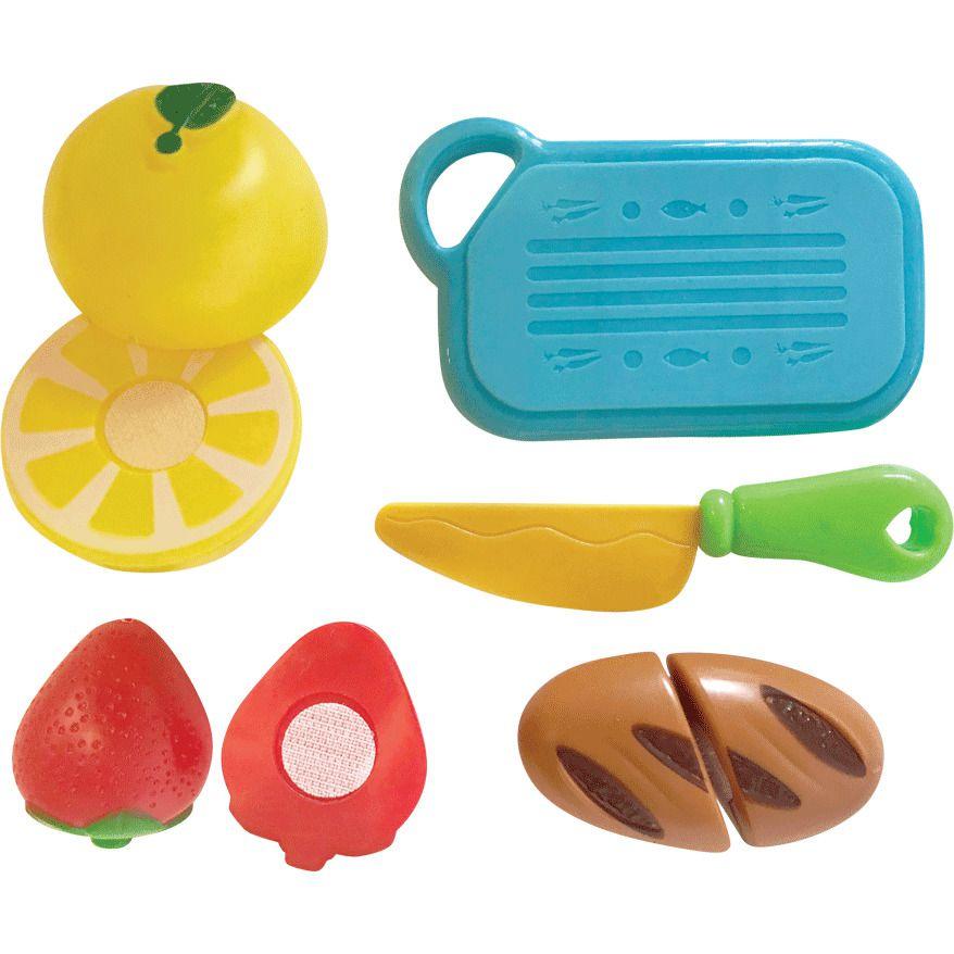 Food Truck Hortifruti Frutas Com Velcro 8282 Buba